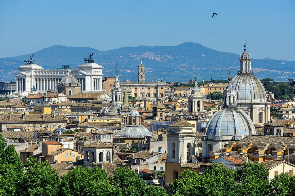 Italian roof